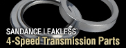 SUNDANCE LEAKLESS 4-Speed Transmission Parts