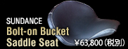 SUNDANCE Bold-on Bucket Saddle Seat