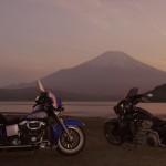 ひかりTV 山中湖&富士山