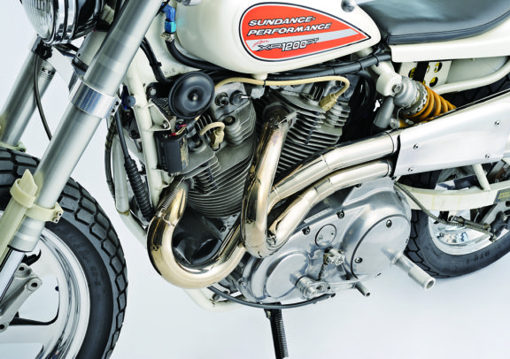 Super XR1200-DT Scotty White Special